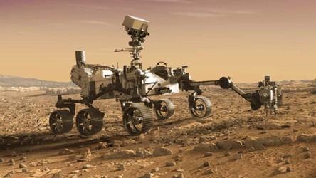Marsjański łazik bije rekordy autonomicznej jazdy. Tesle przy nim to pikuś