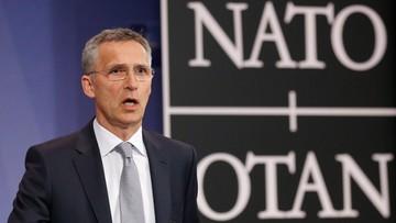 Szef NATO: nie chcemy nowych napięć z Rosją