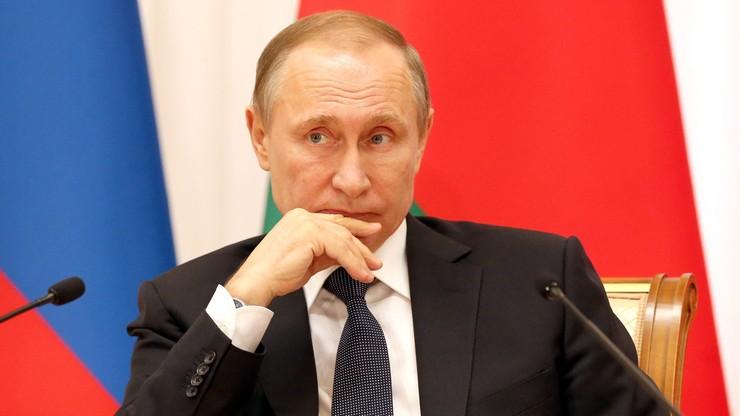 Putin: służby przerwały działalność grup gotowych już do ataku na Rosję