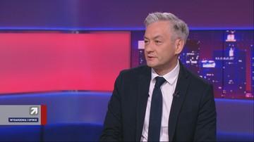 """Biedroń o wyborach do Sejmu: to będzie po prostu """"lewica"""""""