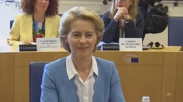 Liberałowie stawiają von der Leyen warunki - sankcje za łamanie praworządności
