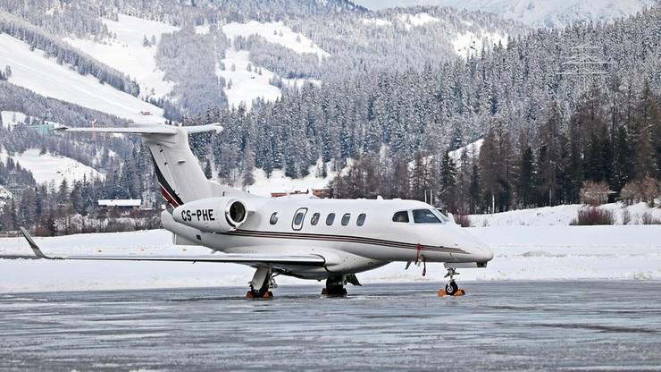 Rosyjski samolot zgubił złoto o wartości 378 mln dolarów