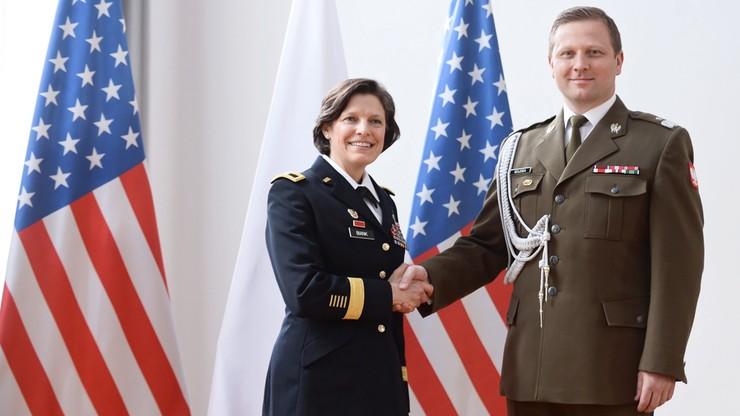Polsko-amerykańskie porozumienie o współpracy w cyberobronie