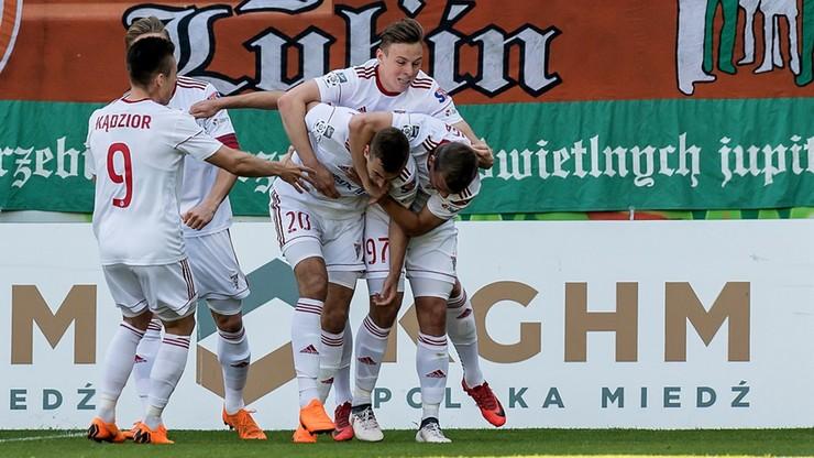 Ekstraklasa: Wyjazdowe zwycięstwo Górnika Zabrze