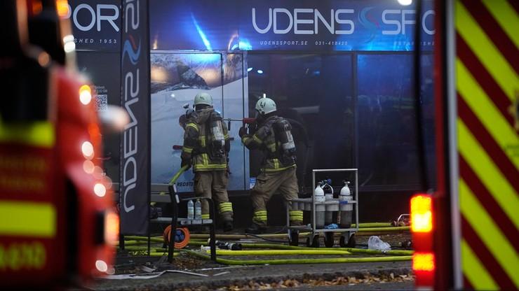 """Szwecja. Wielu rannych po wybuchu w Goeteborgu. """"Niejasne źródło detonacji"""""""