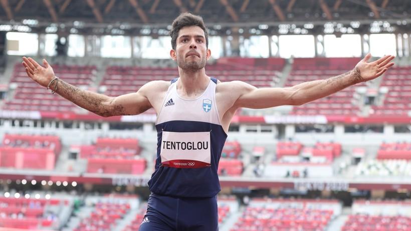 Tokio 2020: Miltiadis Tentoglou mistrzem olimpijskim w skoku w dal