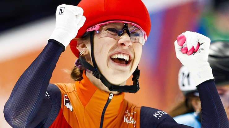 MŚ w short tracku: Trzeci złoty medal Schulting, Mazur ósma na 1000 m