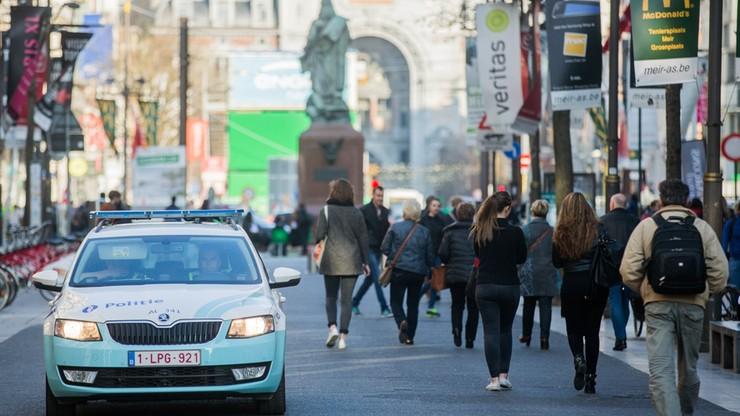 Wjechał na zatłoczony deptak w Antwerpii. Tunezyjczyk oskarżony o terroryzm