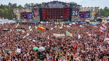 Uczestników festiwalu polewała niemiecka straż. Polska odmówiła ze względów bezpieczeństwa