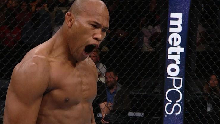 """UFC: Ostatnia walka słynnego """"Aligatora"""" (WIDEO)"""
