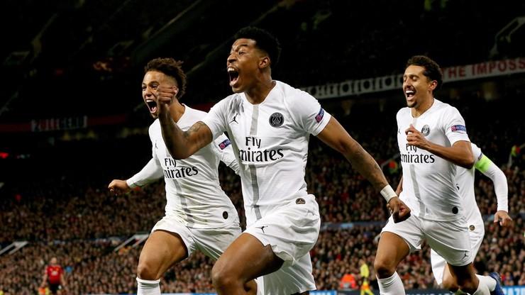 Paris Saint-Germain ucieka rywalom, remis wicelidera