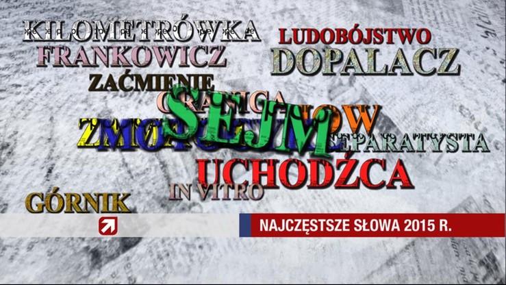 """Konkurs """"Słowa na czasie"""" Uniwersytetu Warszawskiego ma wyłonić słowo roku 2015"""