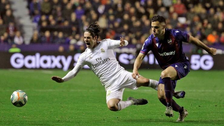 La Liga: Sensacyjna porażka Realu, Barcelona liderem na dłużej