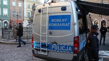 Poznań ma nowy komisariat. Na czterech kółkach