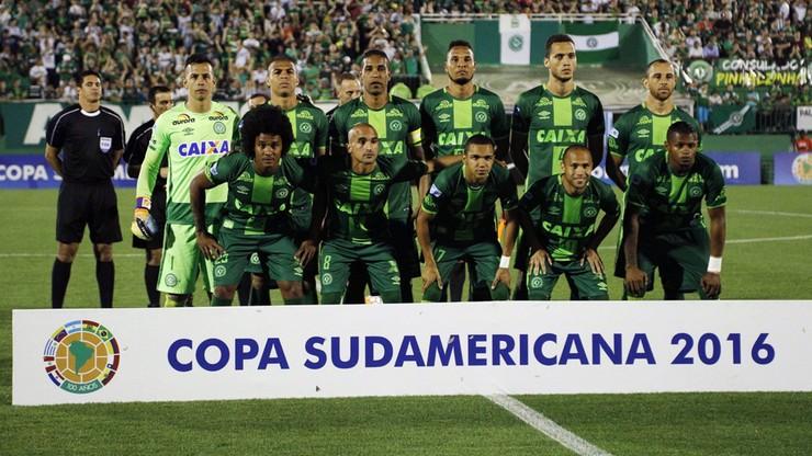 Chapecoense z Pucharem Ameryki Południowej