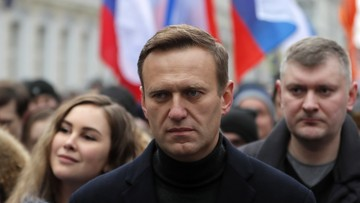 """Berlin: Nawalny otruty nowiczokiem. """"Próba uciszenia"""""""