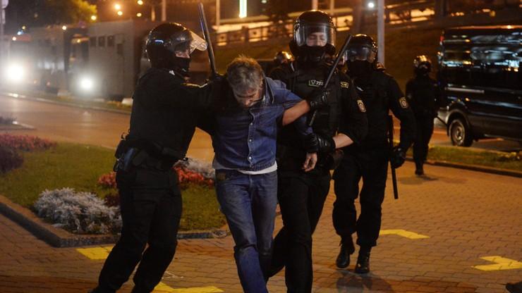 Białorusin uciekał przed milicjantami. Uratował go... kierowca Ubera [WIDEO]