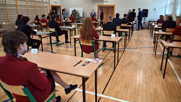 Matura 2021. Uczniowie napisali egzamin z języka angielskiego