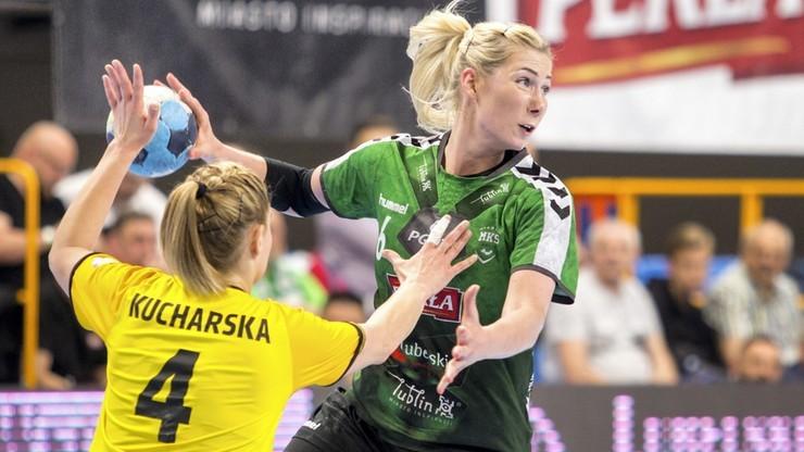 PGNiG Superliga kobiet: Trzy nowe zawodniczki w Perle Lublin