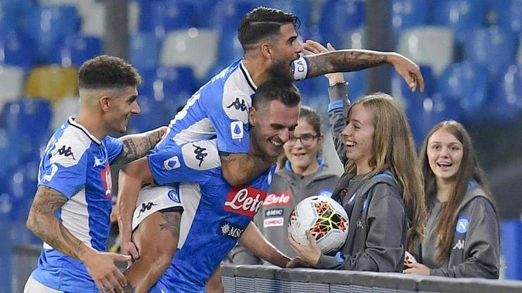 Liga Mistrzów: SSC Napoli - FC Salzburg. Transmisja w Polsacie Sport Premium 1