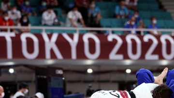 Tokio 2020: Wicemistrzowie olimpijscy złamali zasady protokołu zdrowotnego