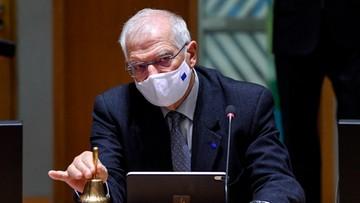 Szef unijnej dyplomacji odwiedzi Rosję. Chodzi o Nawalnego