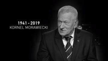 Nie żyje Kornel Morawiecki. Ojciec premiera miał 78 lat