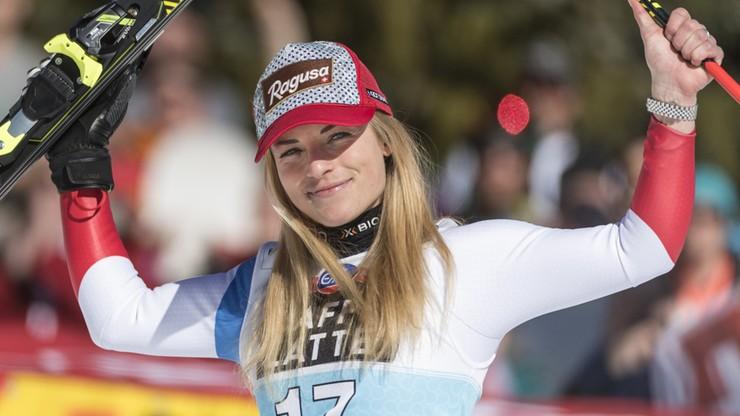 Alpejski PŚ: Zwycięstwo Gut-Behrami. Mała Kryształowa Kula dla Suter