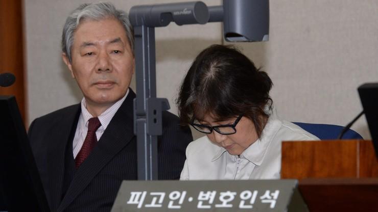Przyjaciółka prezydent Korei Południowej zaprzecza zarzutom
