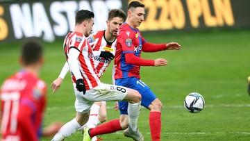 Fortuna Puchar Polski: Raków zdobył Kraków! Trzy gole i czerwona kartka w pełnym emocji półfinale