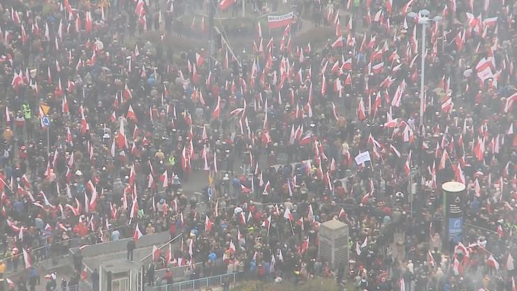 Posłowie PO chcieli zdelegalizowania Stowarzyszenia Marsz Niepodległości. Decyzja prokuratury