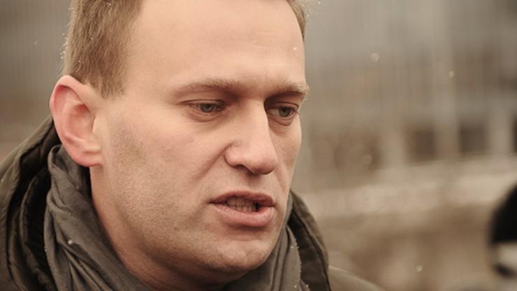 Służby więzienne: nie składaliśmy wniosku ws. kary dla Nawalnego
