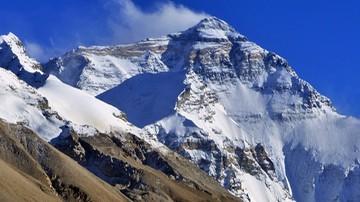 Na Mount Evereście topnieją lodowce. Odsłaniają ciała himalaistów