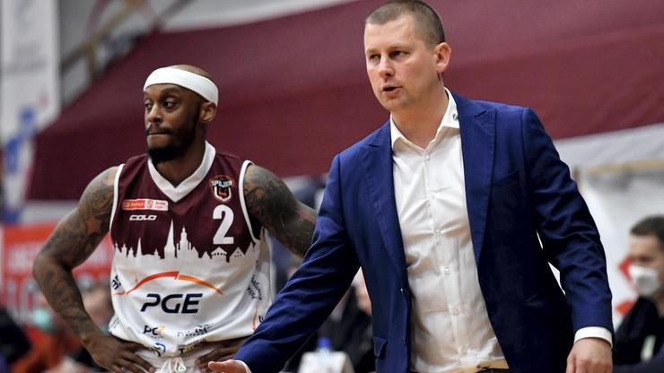EBL: PGE Spójnia lepsza od Polpharmy i z awansem do play-off