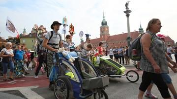 """Kilkadziesiąt pielgrzymek do Częstochowy. """"Kaszubski ekspres"""" z Helu ma do pokonania 640 km"""