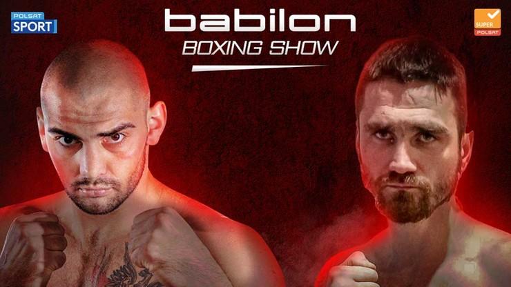 Babilon Boxing Show: Igor Jakubowski wraca na ring