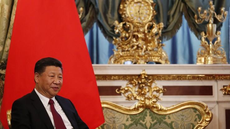 Prezydent Chin za strategicznym partnerstwem z Niemcami
