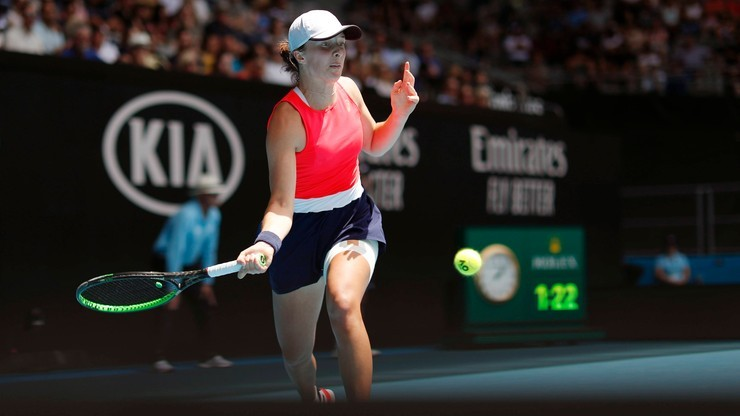 WTA w Dausze: Świątek odpadła w drugiej rundzie