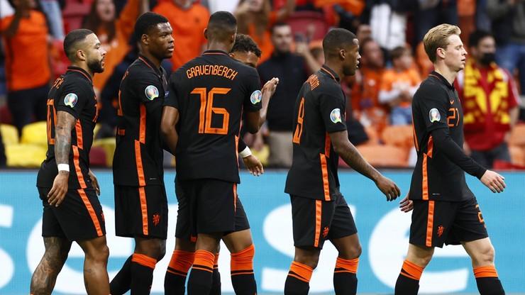 Euro 2020: Macedonia Północna - Holandia. Pewna wygrana faworytów