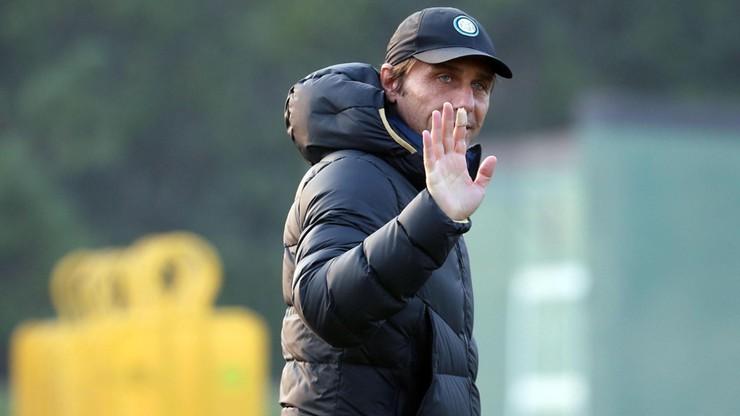 Serie A: Antonio Conte zdobył mistrzostwo i odszedł z Interu Mediolan