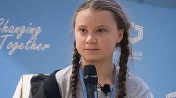"""Greta Thunberg krytykuje wycinkę drzew. """"Każdego roku tracimy 10 mln akrów lasów"""""""