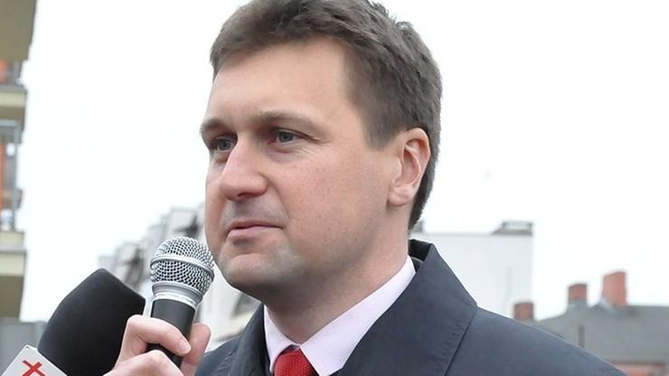 Łukasz Zbonikowski odwołany z państwowej spółki. Był jej prezesem przez tydzień