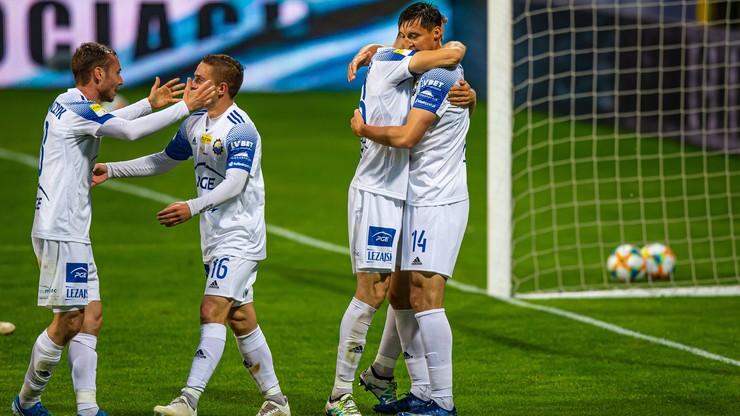 Fortuna 1 Liga: GKS Tychy - PGE FKS Stal Mielec. Transmisja w Polsacie Sport