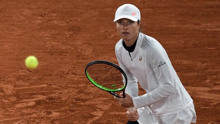 Iga Świątek zdradziła, komu życzy zwycięstwa w turnieju French Open