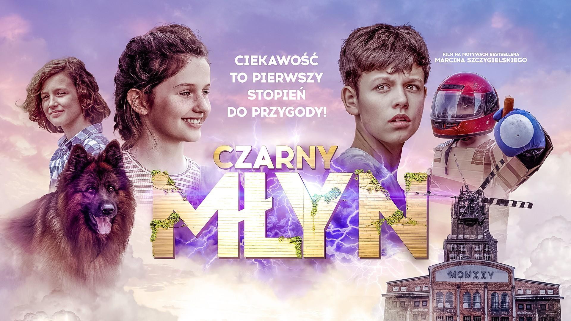 """Fundacja Polsat partnerem filmu """"Czarny Młyn"""""""