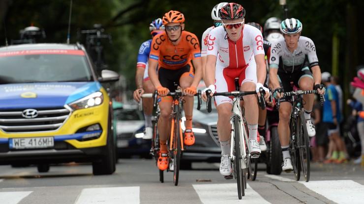 Bezpieczeństwu na Tour de Pologne może zagrozić wszystko. Nawet ciągnik