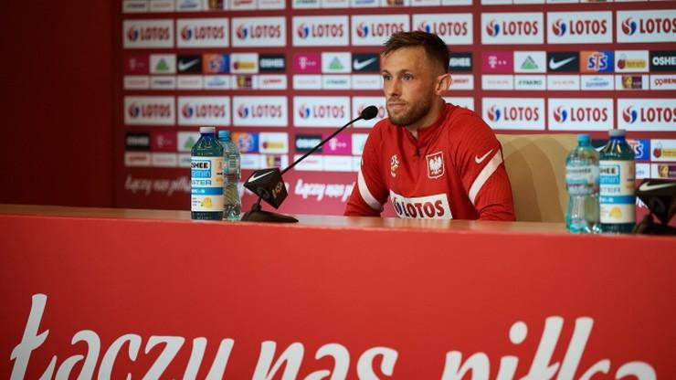Maciej Rybus: Mecz ze Słowacją jest kluczowy
