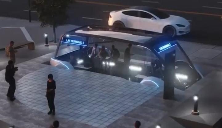 Podziemny system tuneli dla pojazdów. Nowa koncepcja Elona Muska na transport w mieście