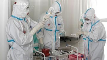 Mniej zakażeń i zgonów. Przybyło zajętych respiratorów. Koronawirus - nowe dane