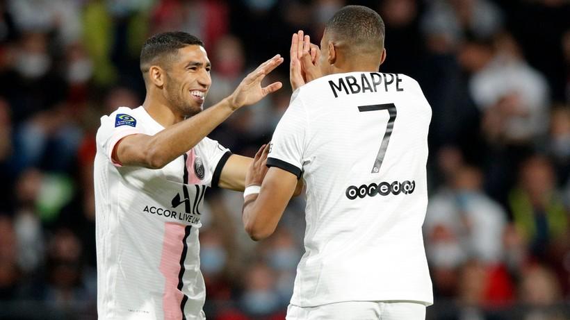Ligue 1: Paris Saint-Germain nie do zatrzymania w lidze